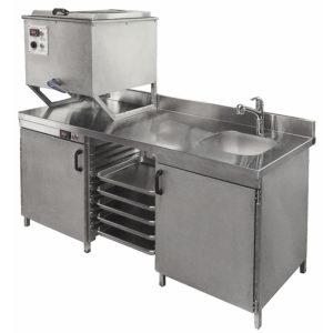 Кухня для подготовки фангопарафина ГФ-2-60
