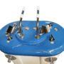 Кафедра водолечебная «Вуокса» (модель «Оптима»)