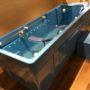 Ванна водолечебная «Атланта» для подводного душ-массажа (1200/800 л.)