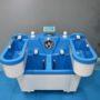 Ванна 4-х камерная «Истра-4К» струйно-контрастная