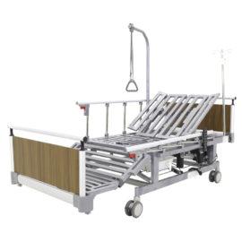 Кровать электрическая DB-11А (МЕ-5248Н-00) с боковым переворачиванием, туалетным устройством и функцией «кардиокресло»