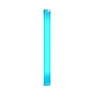 Облучатель-рециркулятор медицинский «Armed» СH111-130 (пластиковый корпус, голубой)