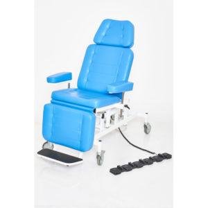 Кресло пациента с 3 электроприводами К-045э-3