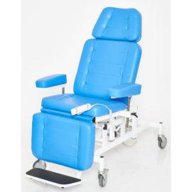 Кресло пациента К-045э с электроприводом высоты