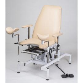 Гинекологическое кресло КСГ-02э с электроприводом высоты