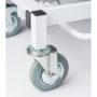 Каталка для пациентов КСМ-ТБВП-03г