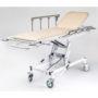 Каталка для пациентов КСМ-ТБВП-02г с гидро-приводом высоты