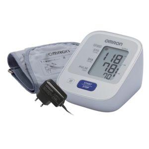 Тонометр OMRON M2 Basic с адаптером и веерообразной манжетой (22 - 32 см)