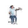 Тренажер для роботизированной механотерапии плечевого сустава Flex 04