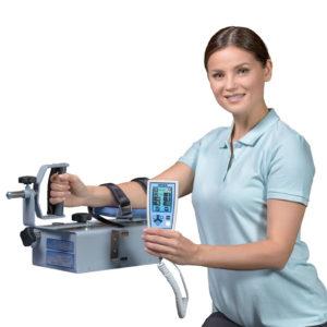 Аппарат для роботизированной механотерапии лучезапястного сустава Flex 05