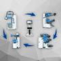 Тренажер «Ormed Strong Back Т030» для пояснично-грудного бокового сгибания