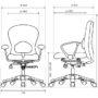 Ортопедическое кресло HARA MIRACLE