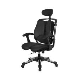Ортопедическое Кресло HARA NIETZSCHE, с поддержкой поясничного отдела и двойной спинкой