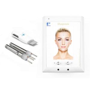 Аппарат микротоковой терапии и пилинга ЭСМА 12.02ПС Микроток (сенсор)